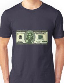 MARYLYN MONROE $100 US.......DOLLAR Unisex T-Shirt