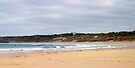 Hayle Beach Cornwall by mikebov