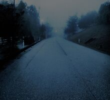Lonely Road by JulieMaxwell