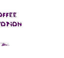 Coffee Devotion by thatsamori