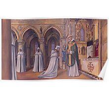 Templar Mass Poster