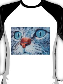 Blue-eyed Cat T-Shirt