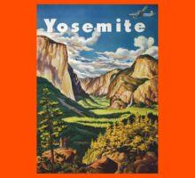 Yosemite Travel Kids Clothes