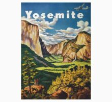 Yosemite Travel Kids Clothes