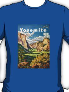 Yosemite Travel T-Shirt