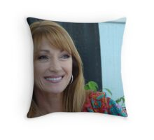 Lovely Lady 20 - Jane Seymour Throw Pillow