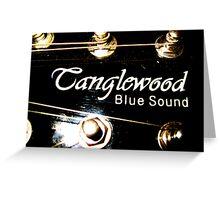 Tanglewood Greeting Card