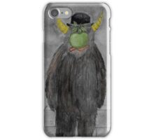 Son of Monster iPhone Case/Skin