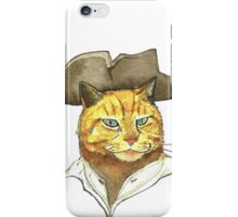 Pirate Cat Face iPhone Case/Skin