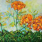 Ditch Lilies by Deborah Glasgow