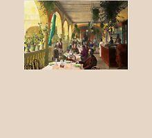 Restaurant - Waiting for service - 1890 Unisex T-Shirt