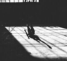 on the floor by Petros Alatzas