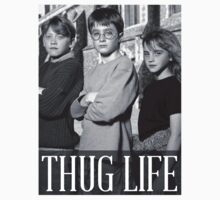 Harry Potter Thug Life by radquoteshirts