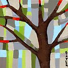 Mini Tree View no.11 by Kristi Taylor