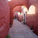 El Monasterio de Santa Catalina by Ben Ryan