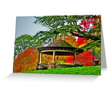 Fall at its Best Greeting Card