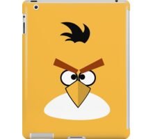 Yellow and Angry iPad Case/Skin