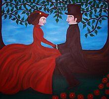 Valentine by HanaSzarowski