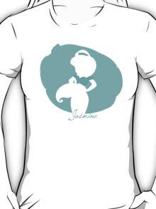 Jasmine aladdin silhouette T-Shirt