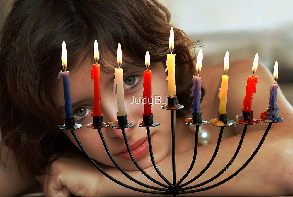 Hanukkah by JudyBJ