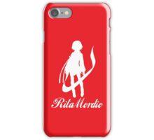 Rita Mordio iPhone Case/Skin