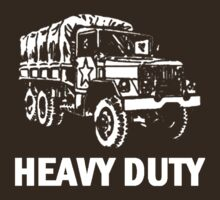 HEAVY DUTY TOO by OTIS PORRITT