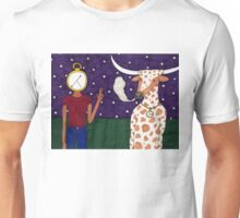 Meanwhile, back on the ranch... IV Unisex T-Shirt