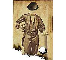Magic Will Rogers Photographic Print