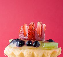 Fruit Pastry by Alessio  Cola