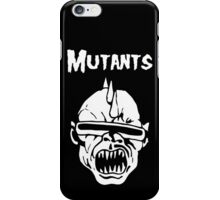 Mutants Fiend Club iPhone Case/Skin