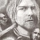 Kurt Cobain by artmgm