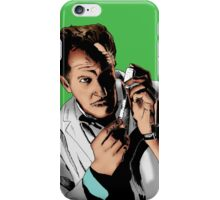 Vincent Price - The Tingler Print iPhone Case/Skin