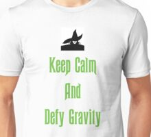 Defying Gravity - Wicked Unisex T-Shirt