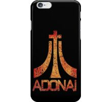 ADONAI  vintage style iPhone Case/Skin
