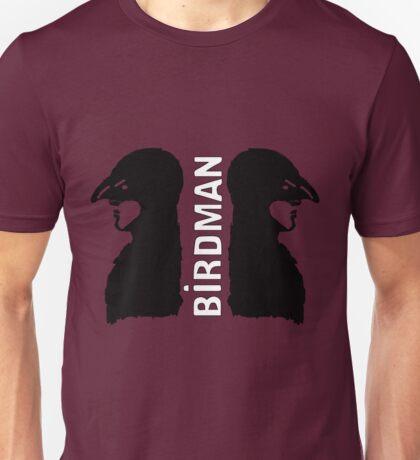 Birdman or The Unexpected Virtue of Innocence Unisex T-Shirt