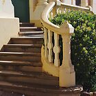 St Benedicts College Steps by lezvee