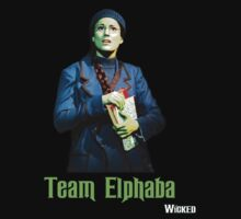 Team Elphaba - Wicked  by BethM93