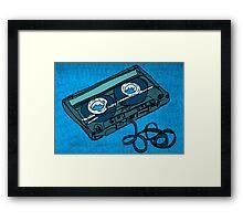 Rewind<< Framed Print