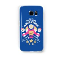 Time for Adventure Toadette Samsung Galaxy Case/Skin