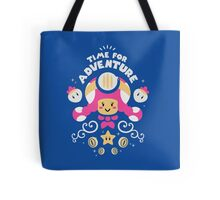 Time for Adventure Toadette Tote Bag