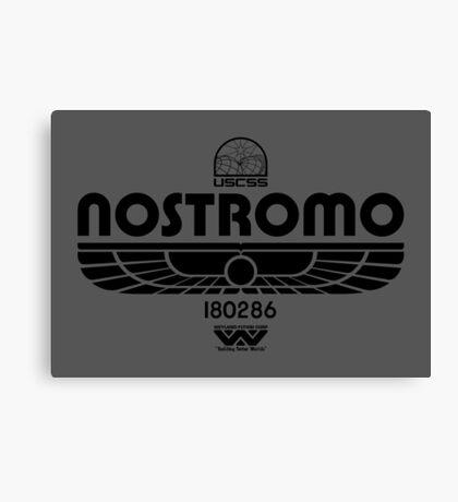 Nostromo Canvas Print