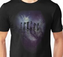 reverse keys to the universe Unisex T-Shirt