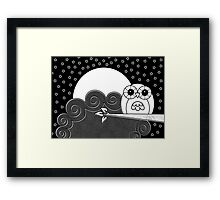 Whoot Owl Framed Print