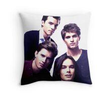 PLL guys pillow Throw Pillow