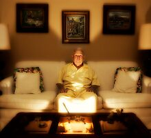 Dado Leads A Psychic Masonic Ritual From His Couch by D. W.  Batterman