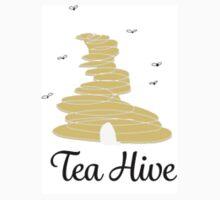 Yellow Tea Hive by MegRush