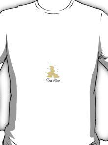 Yellow Tea Hive T-Shirt