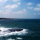 Mediterranean Coast by Shaina Lunde