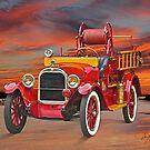 1927 Dodge Bros Fire Truck by DaveKoontz
