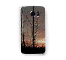 Sky Blue Pink Samsung Galaxy Case/Skin